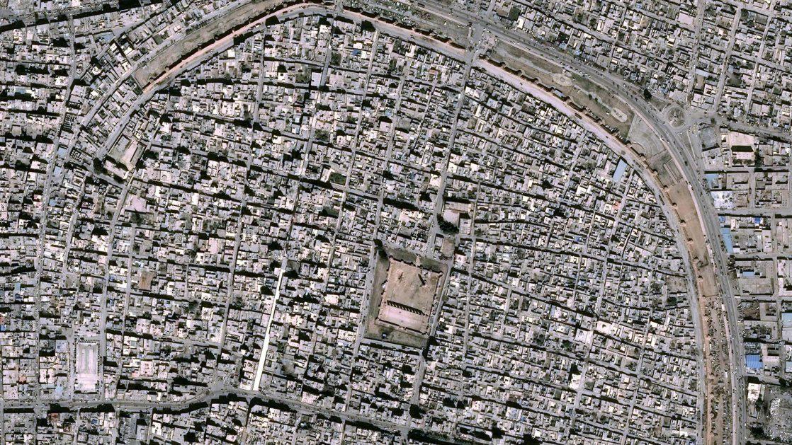 Syyrian Pääkaupunki