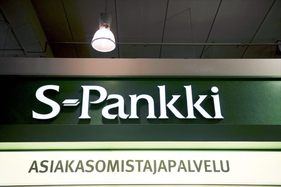 S Pankki Luotto