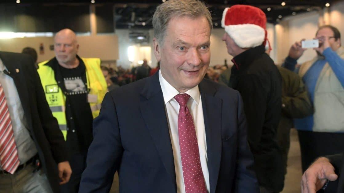 VP: Arvostetuimmat poliitikot ovat Sauli Niinistö, Juha Sipilä ja ...
