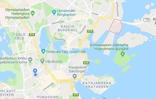 Hs Helsingin Keskusta Tukossa Bussit Alkavat Jattaa Matkustajia