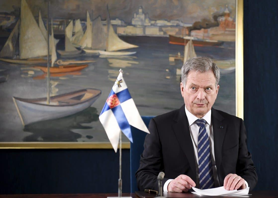 Presidentti on Suomen kasvot maailmalla, ja jos ei