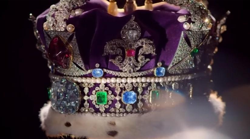 kruunun jalokivet