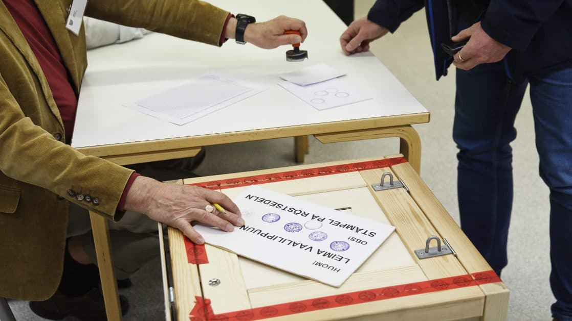 Yleinen Ja Yhtäläinen äänioikeus