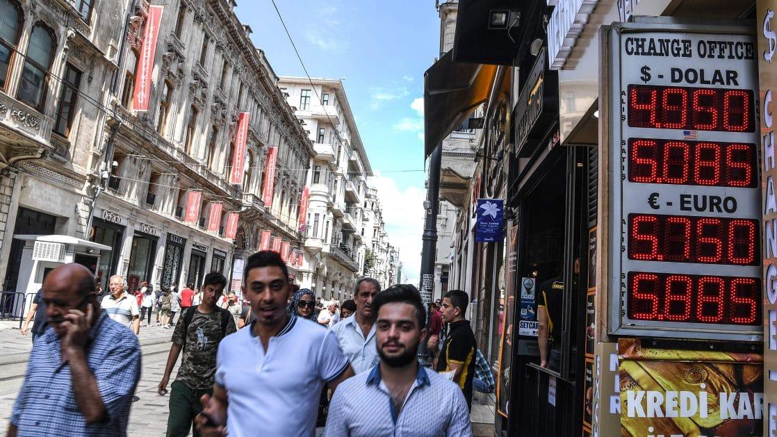 Turkin liira kurssi forex