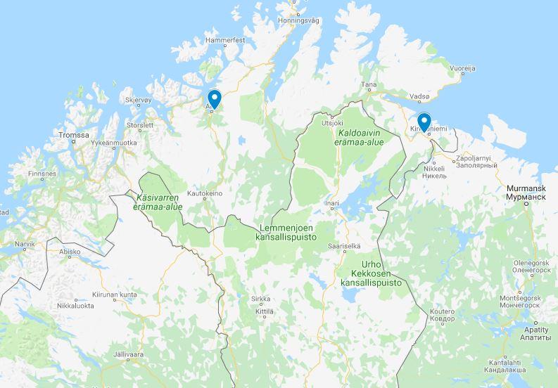 Venajan Gps Hairintaa Suomessa Jo Viime Vuonna Nain Norja Kertoi