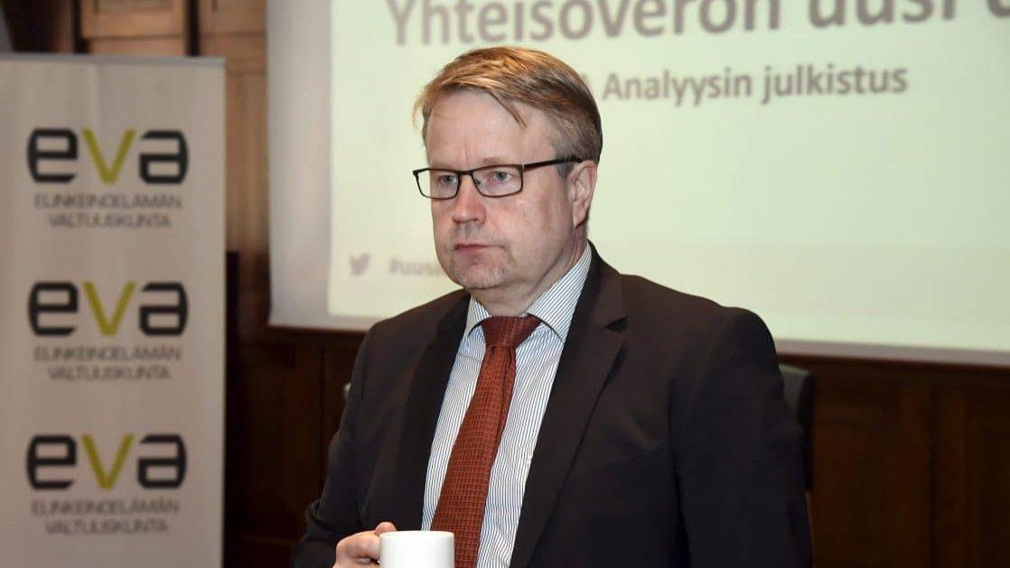 Matti Apunen luopuu EVAn johtajan paikasta – verkkouutiset.fi