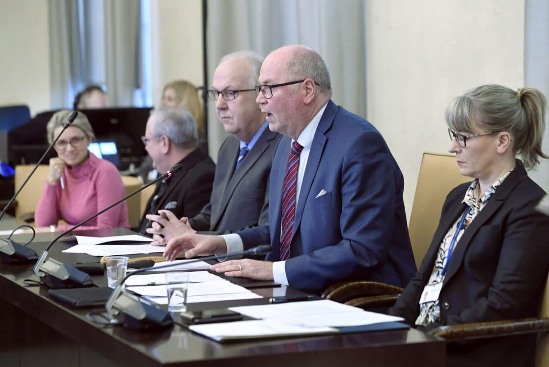 Tarkastusvaliokunta