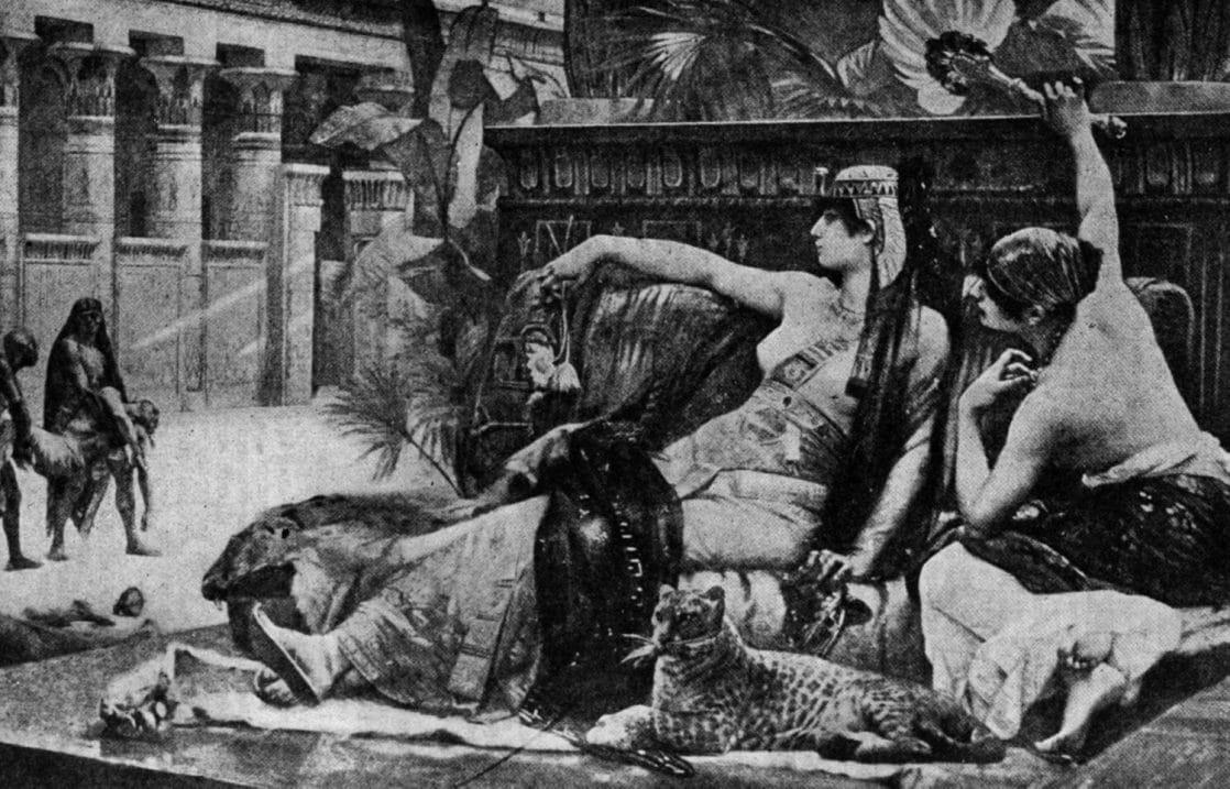 Kleopatran Hauta