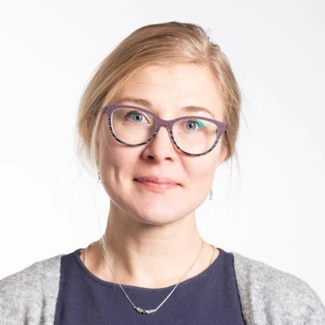 Imatran kaupunginvaltuuston puheenjohtaja Niina Malm (sd.). Kuva: Facebook/Niina Malm