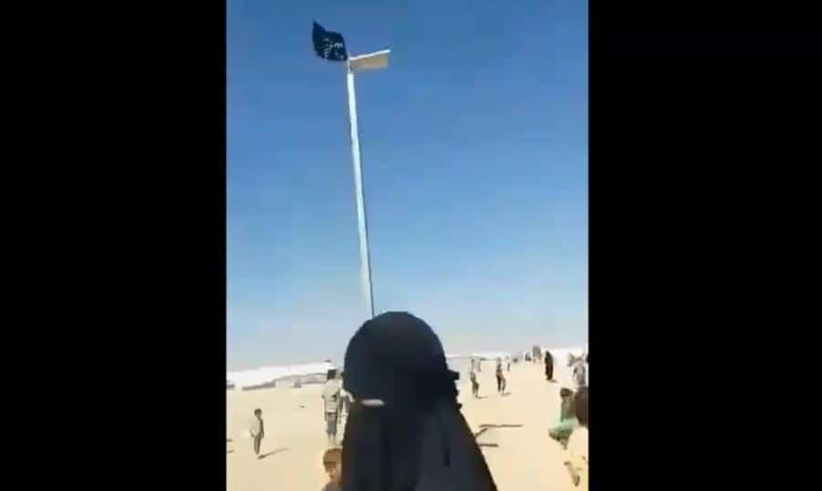 """Rankka video ISIS:n naisista ja lapsista: """"Tämä on vasta alku"""""""