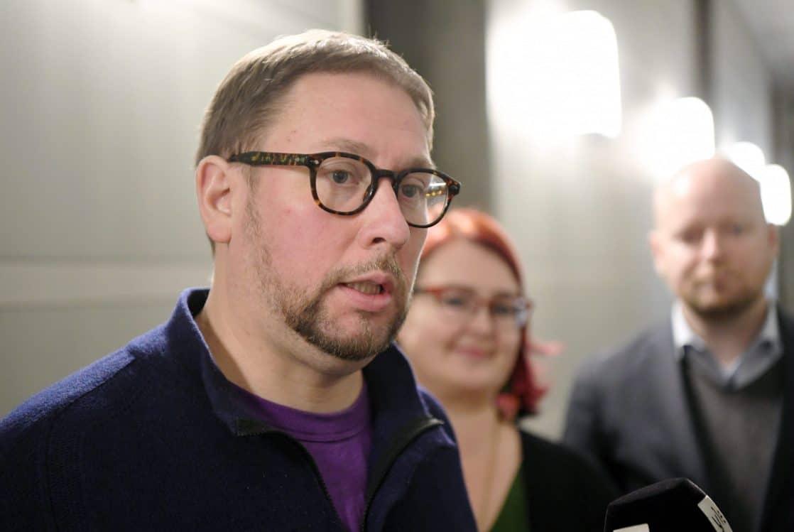 Jussi Arhinmäki