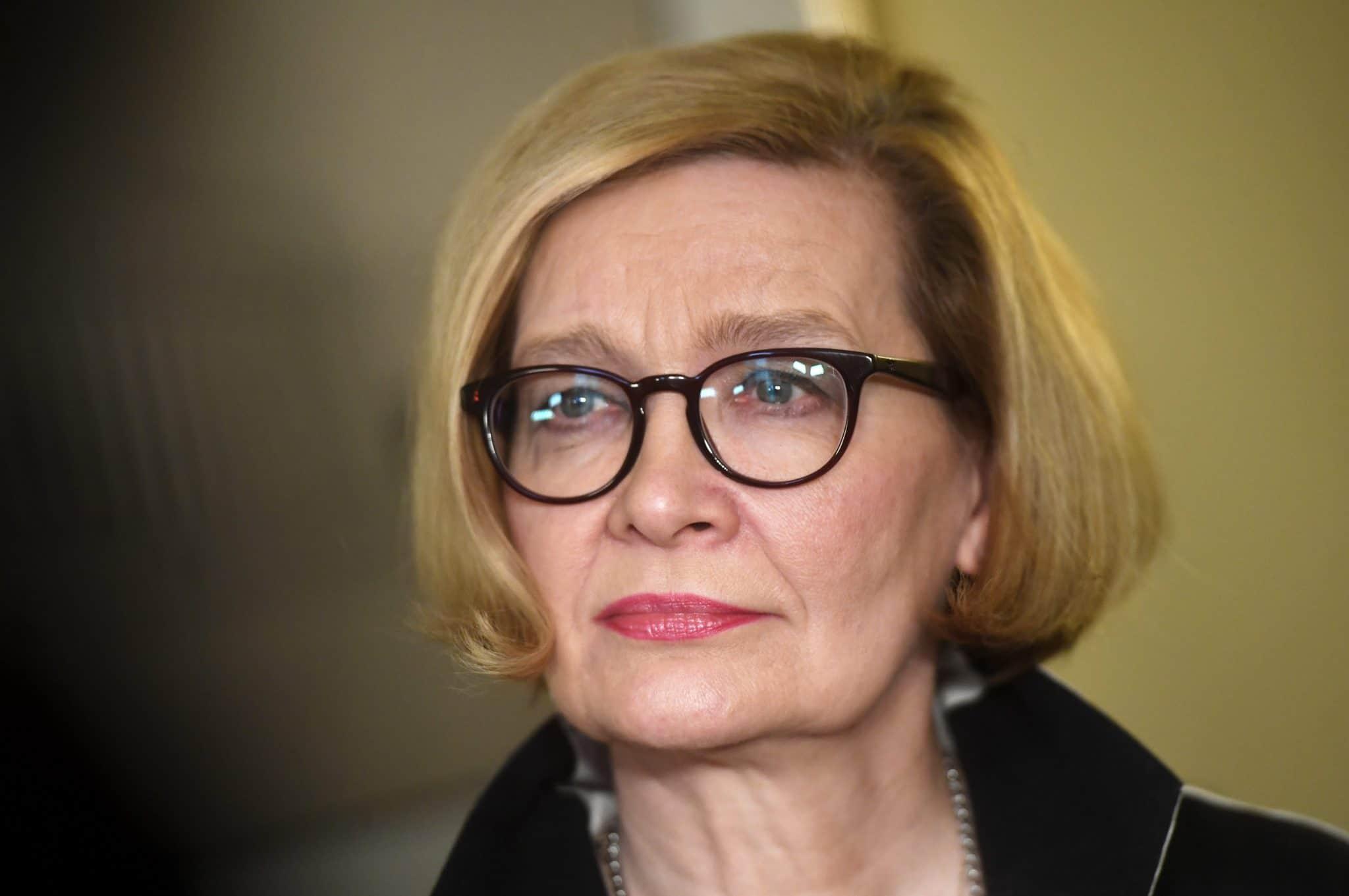 Paula Risikko Kännissä