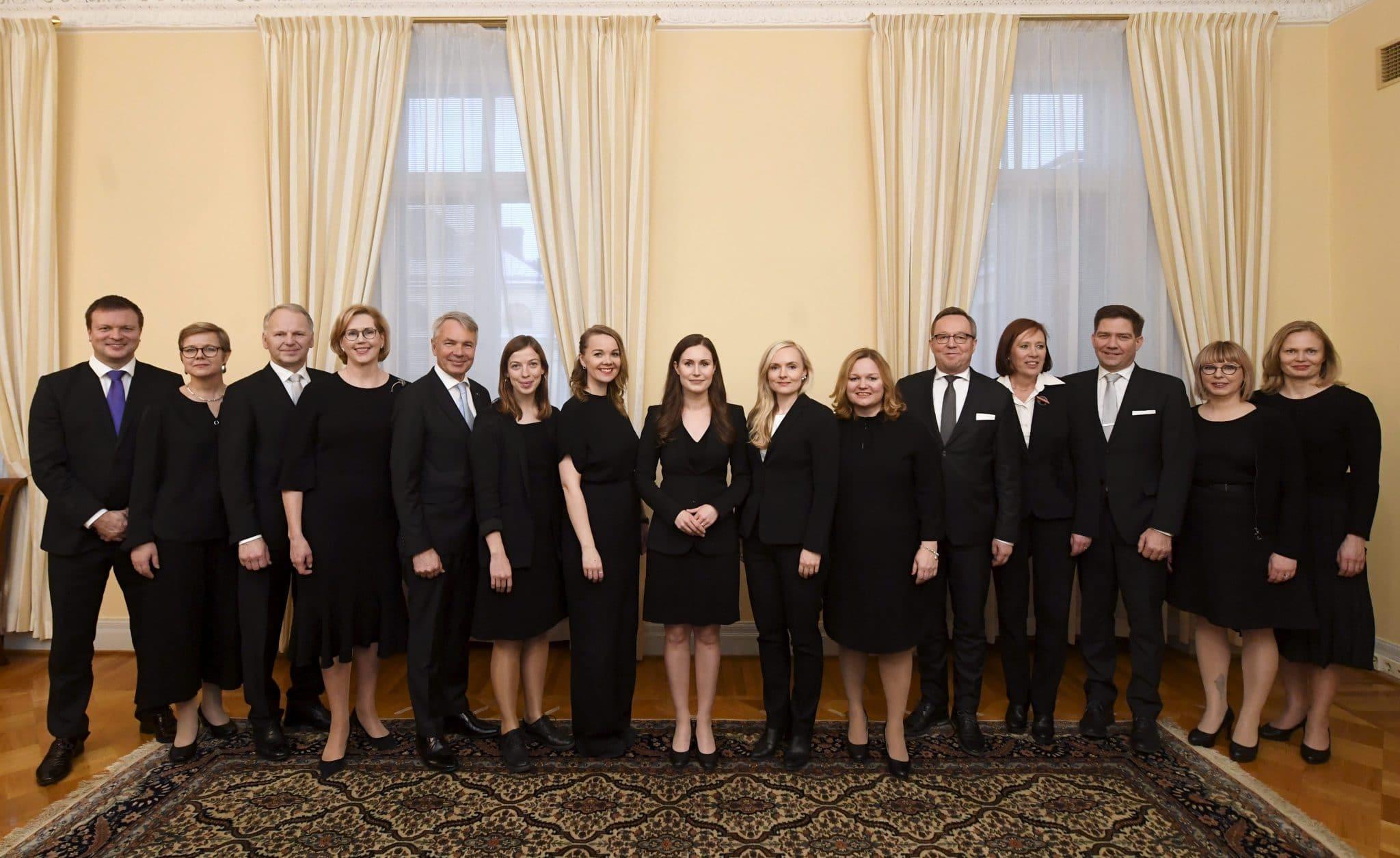 Suomi Ministerit