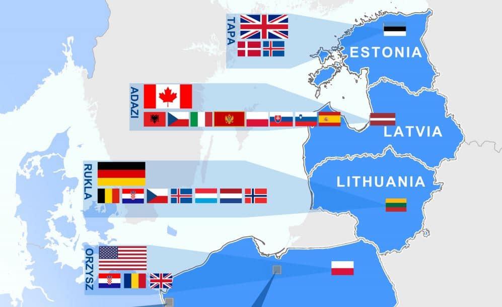 Naton Kartta Nama Maat Suojaavat Ita Eurooppaa Verkkouutiset Fi
