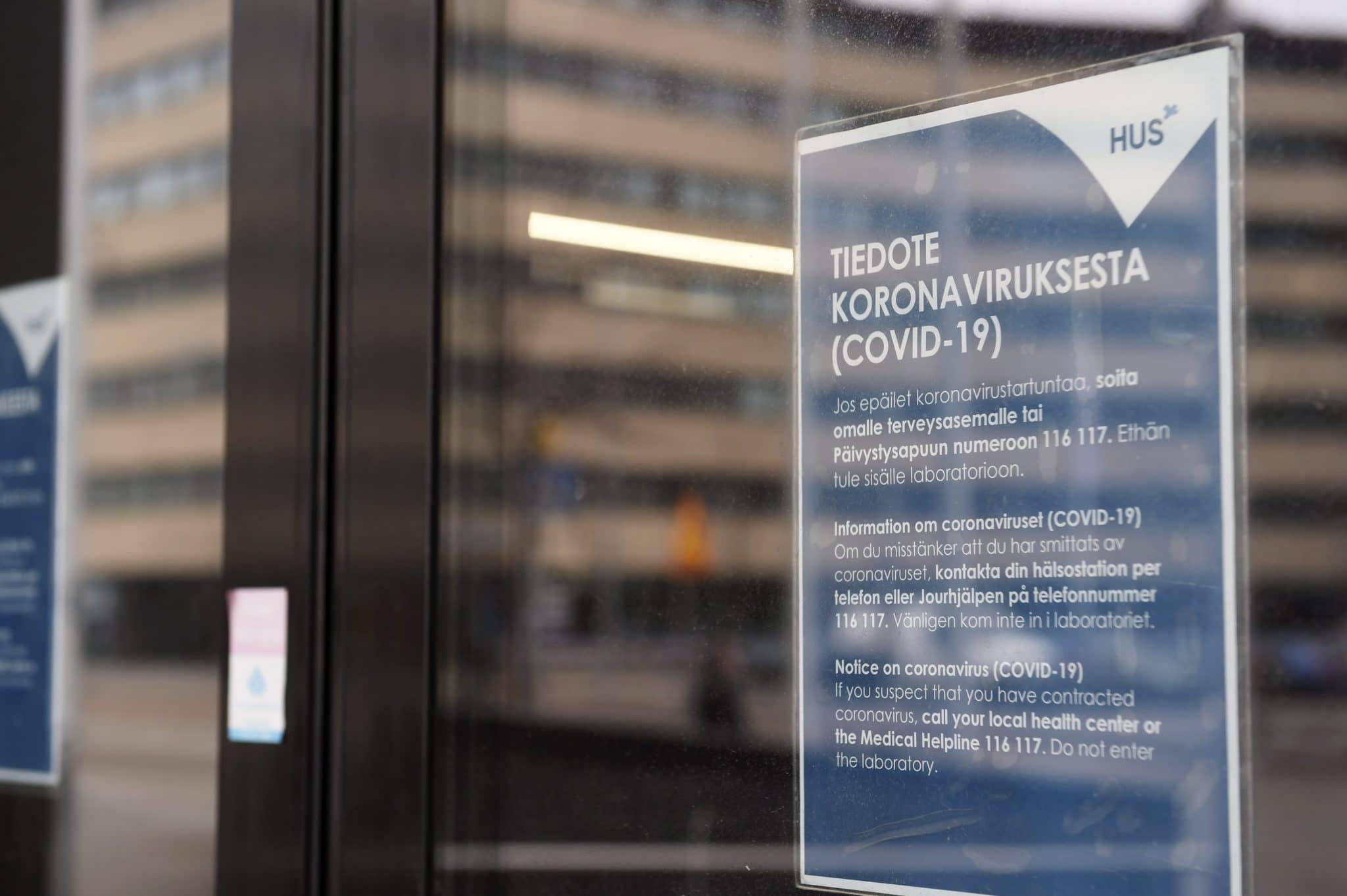 Suomen Tartunnat Kartalla Il Taalla Pahin Tilanne