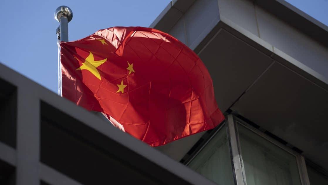 Kiinan Konsulaatti